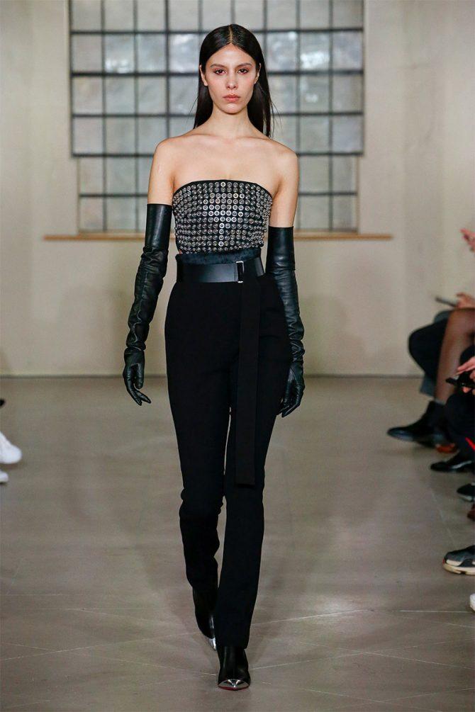 Fashion_ trousers_ fall_winter_ 2019_david_koma