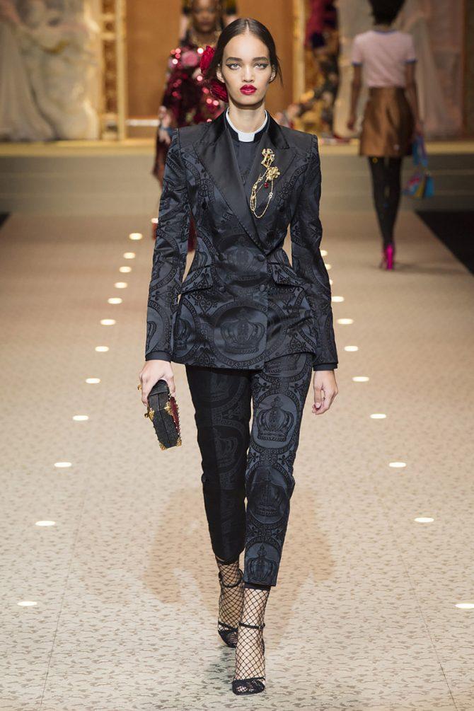 Fashion_ trousers_ fall_winter_ 2019_dolce_gabbana