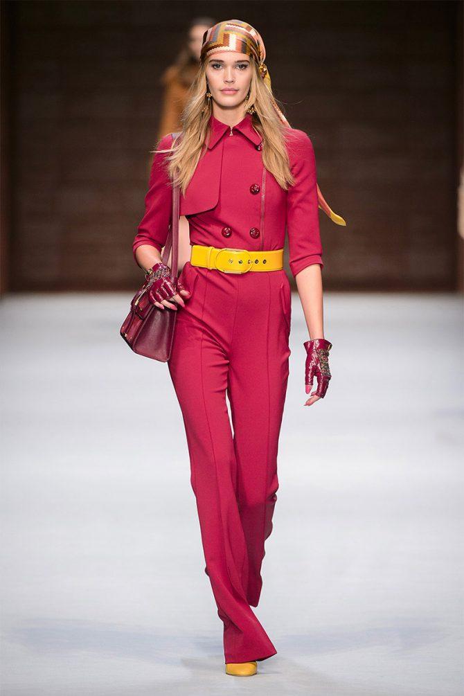 Fashion_ trousers_ fall_winter_ 2019_elisabetta_franchi