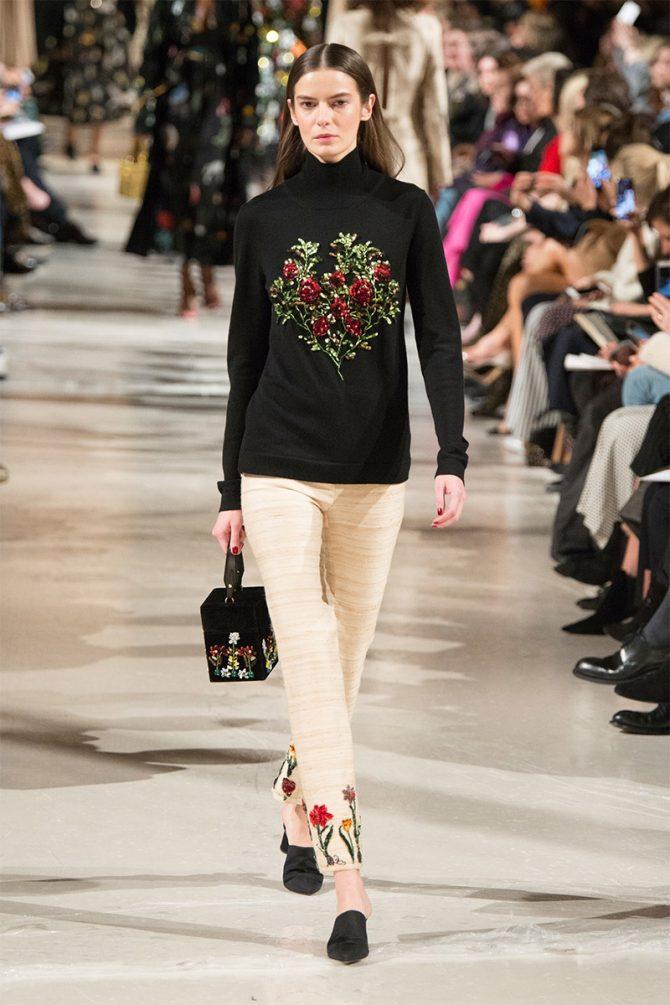 Fashion_ trousers_ fall_winter_ 2019_oscar_de_la_renta