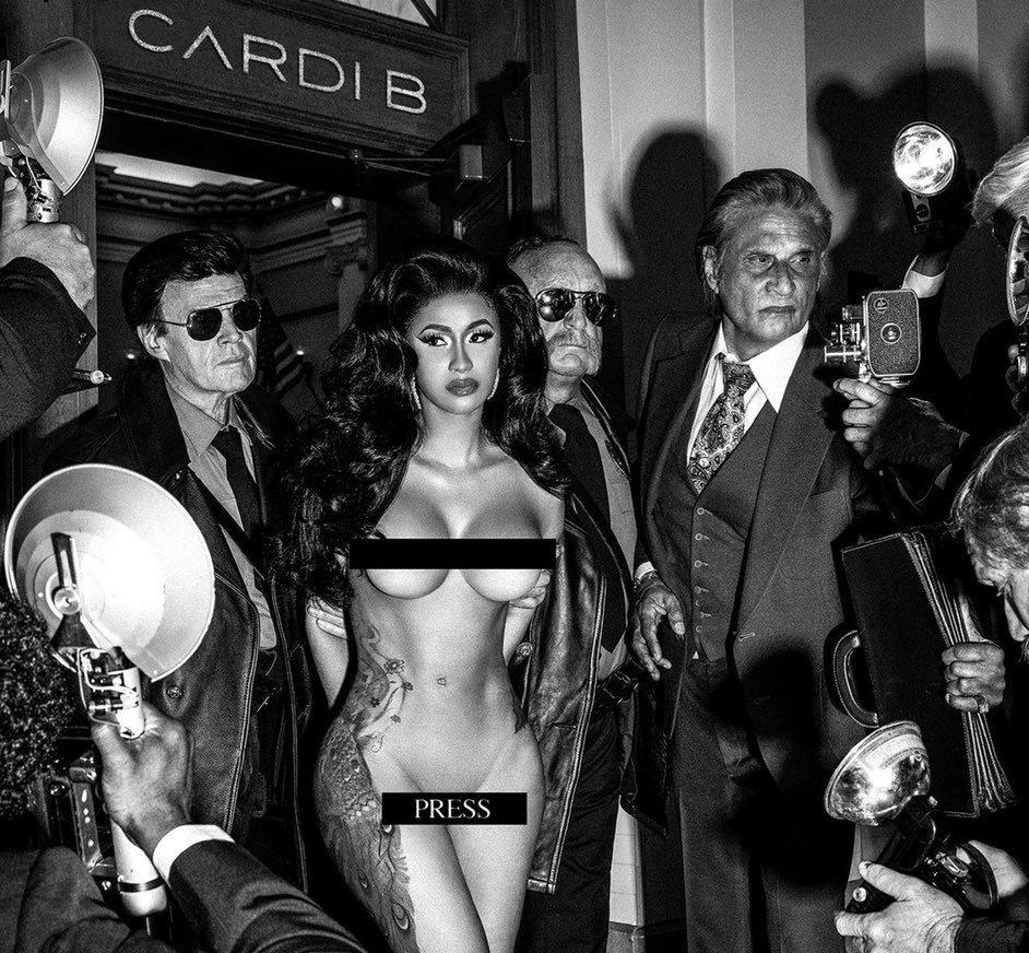 Cardi-B- new- video- Press-8-http: //beautysummary.com