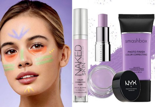 How to apply color correctors and concealers-5