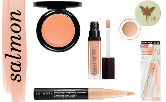 How to apply color correctors and concealers-8