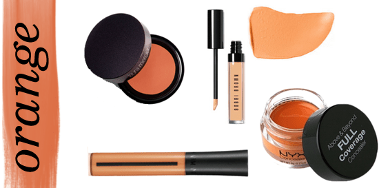How to apply color correctors and concealers-9