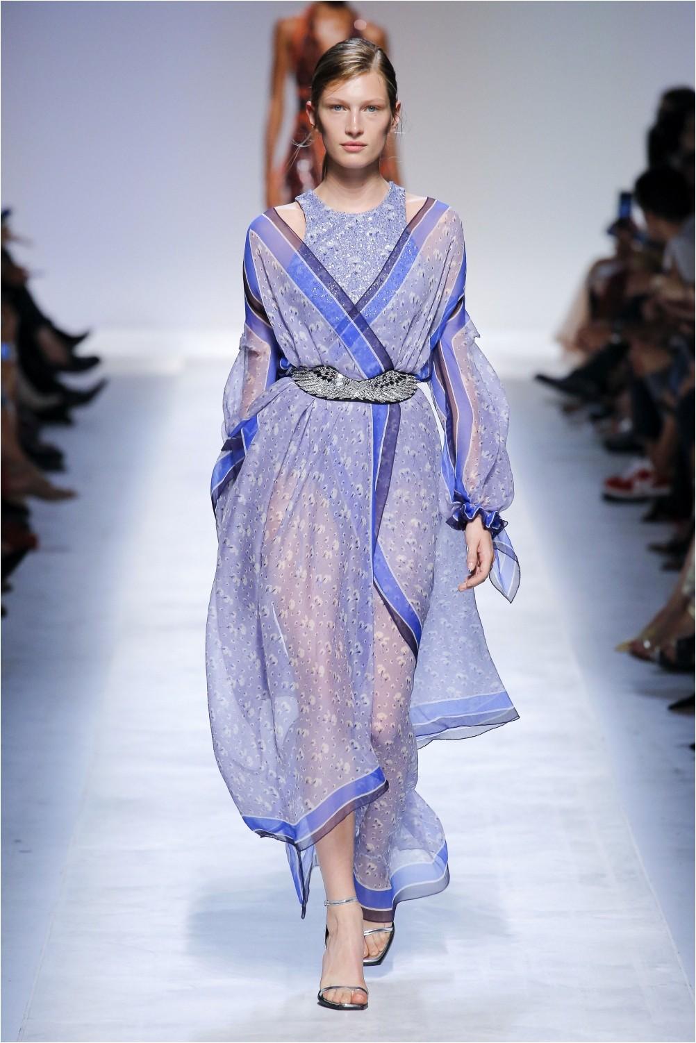 Ermanno Scervino Wrap Dress