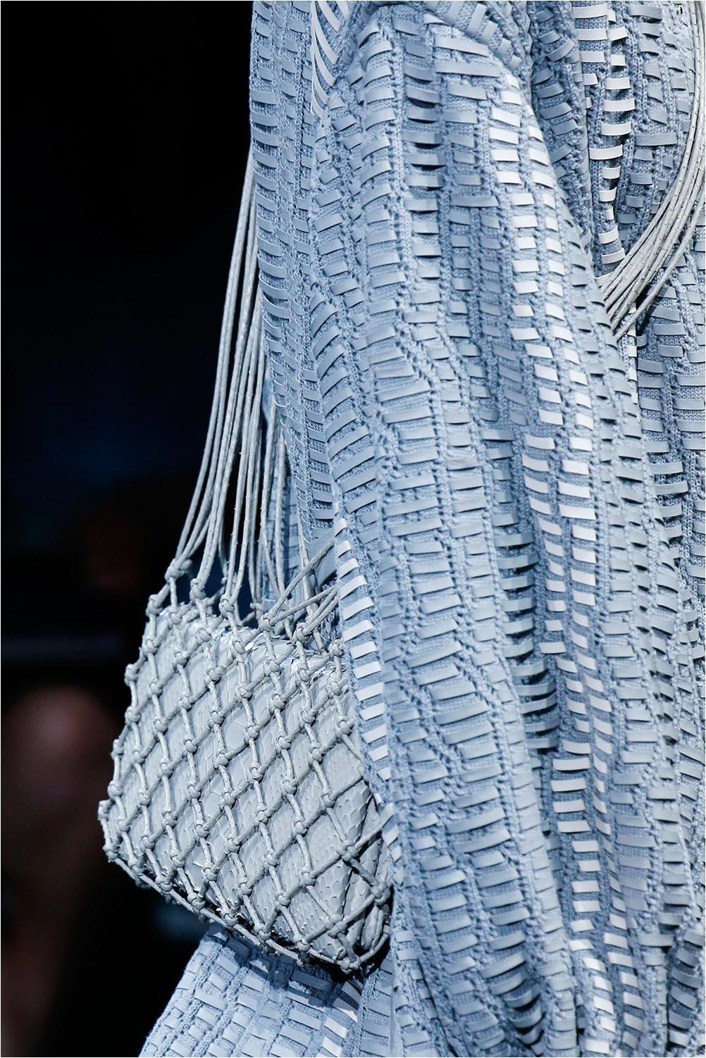 Weave Giorgio Armani