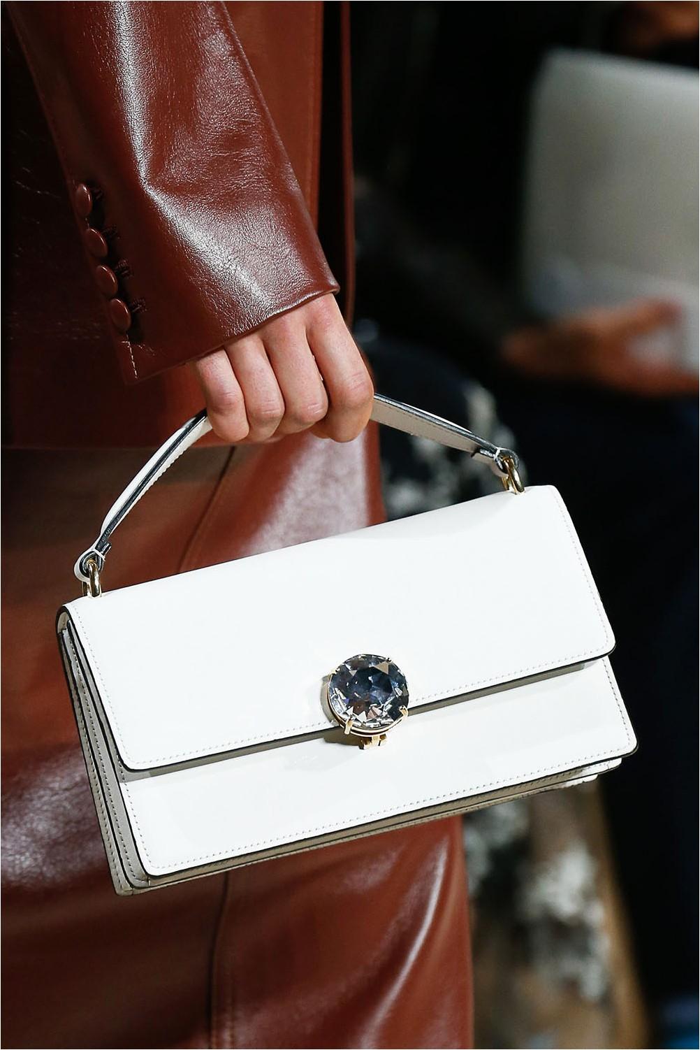 Bag handheld Miu Miu
