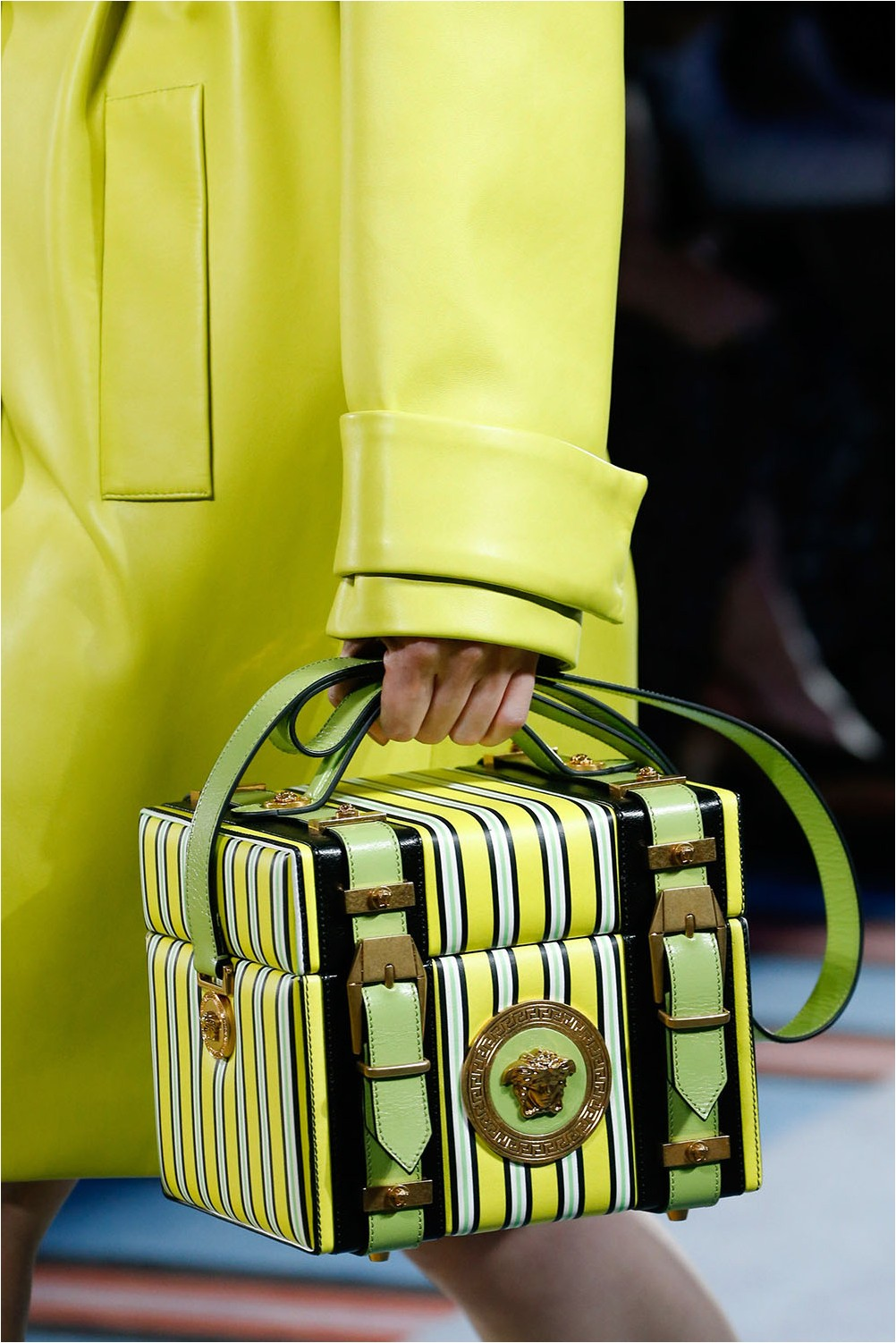 Versace Box Bags