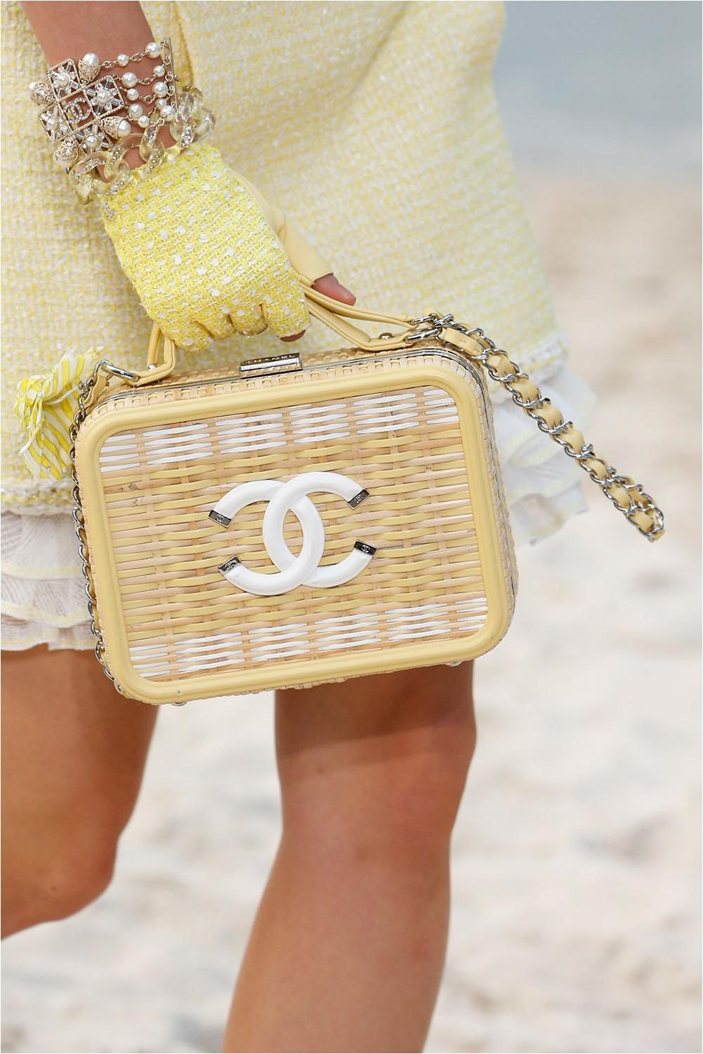 Чанти за кутии Chanel
