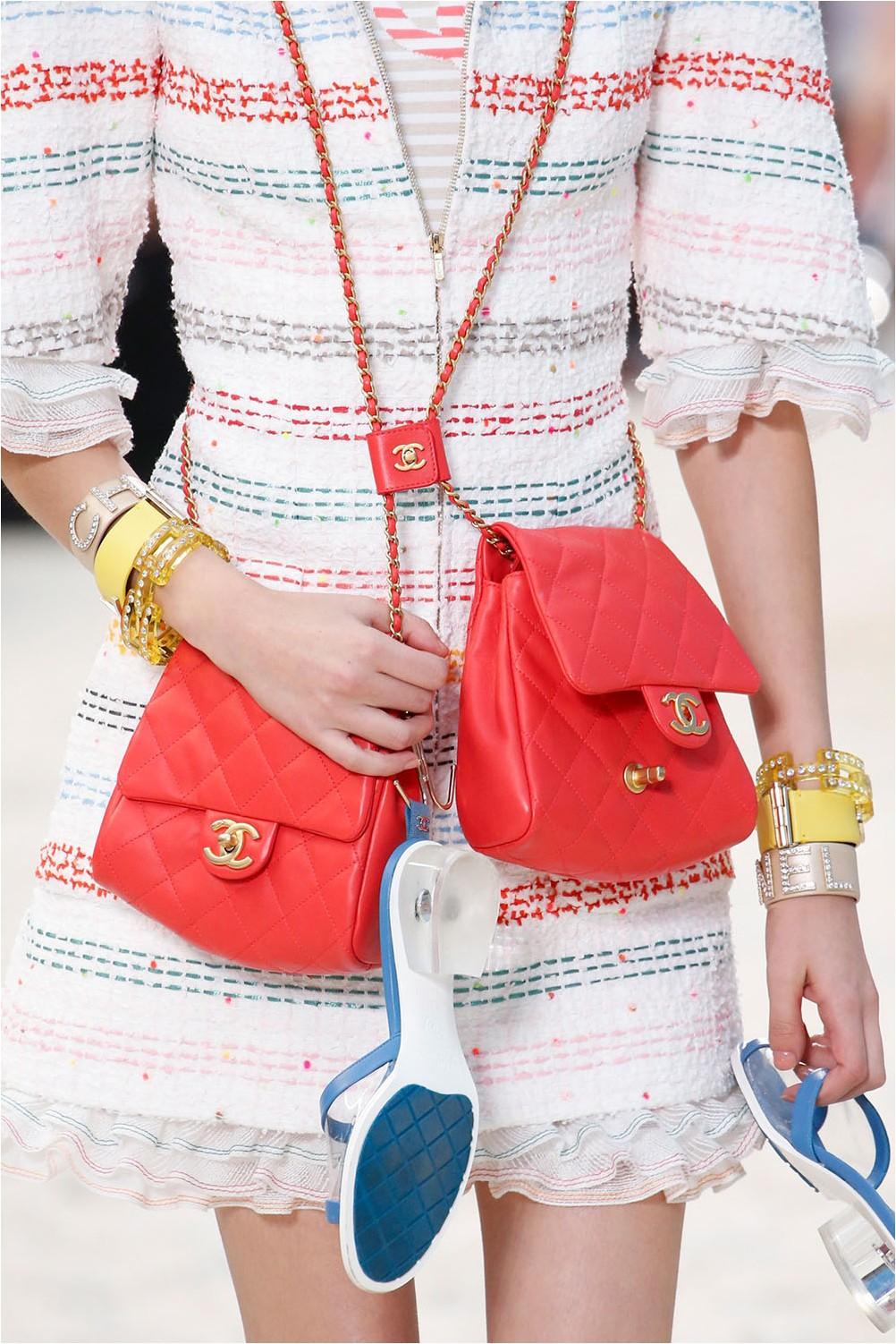 Комплект чанти Chanel