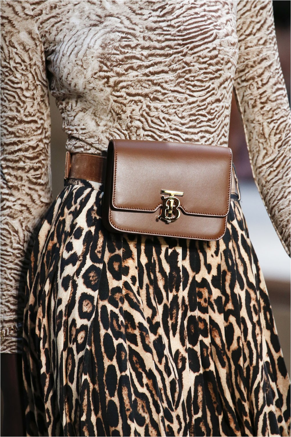 Чанта за колан Burberry