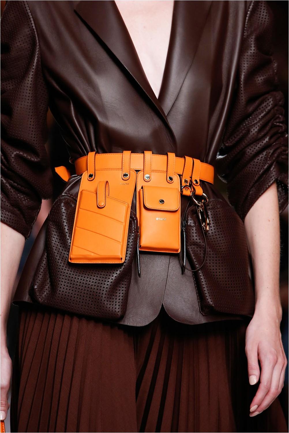 Чанта за колан Fendi