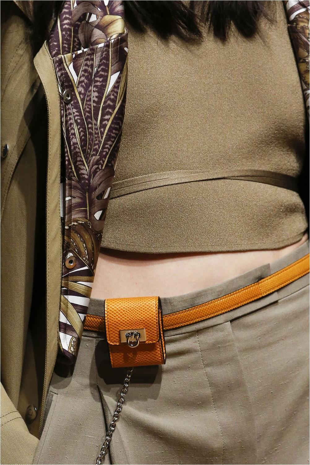 Belt bag Salvatore Ferragamo
