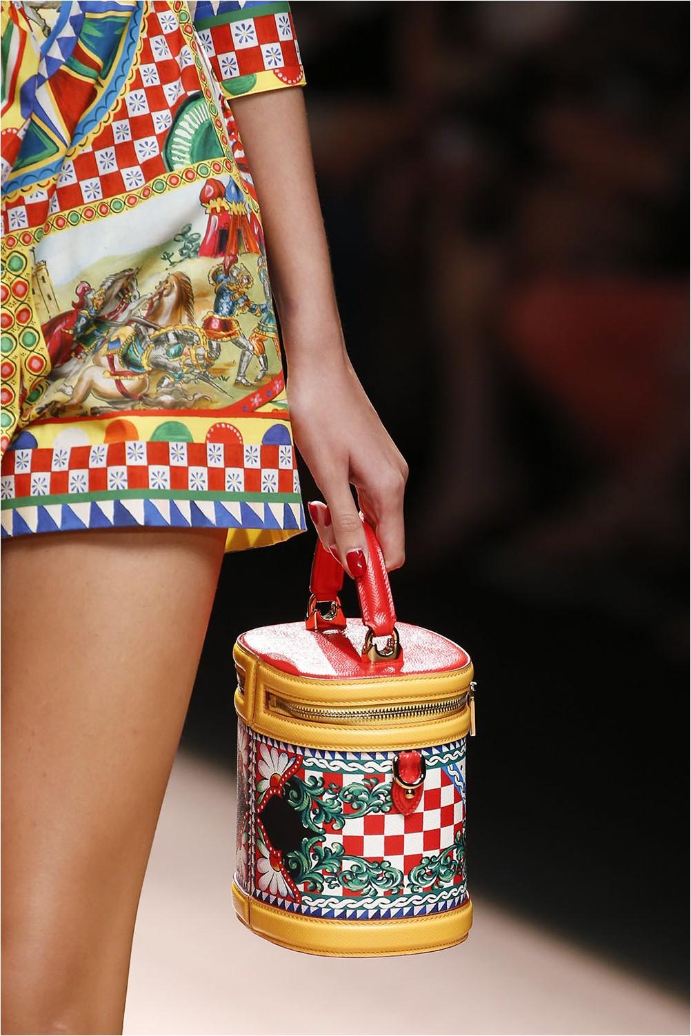 Bag keg Dolce & amp; Gabbana