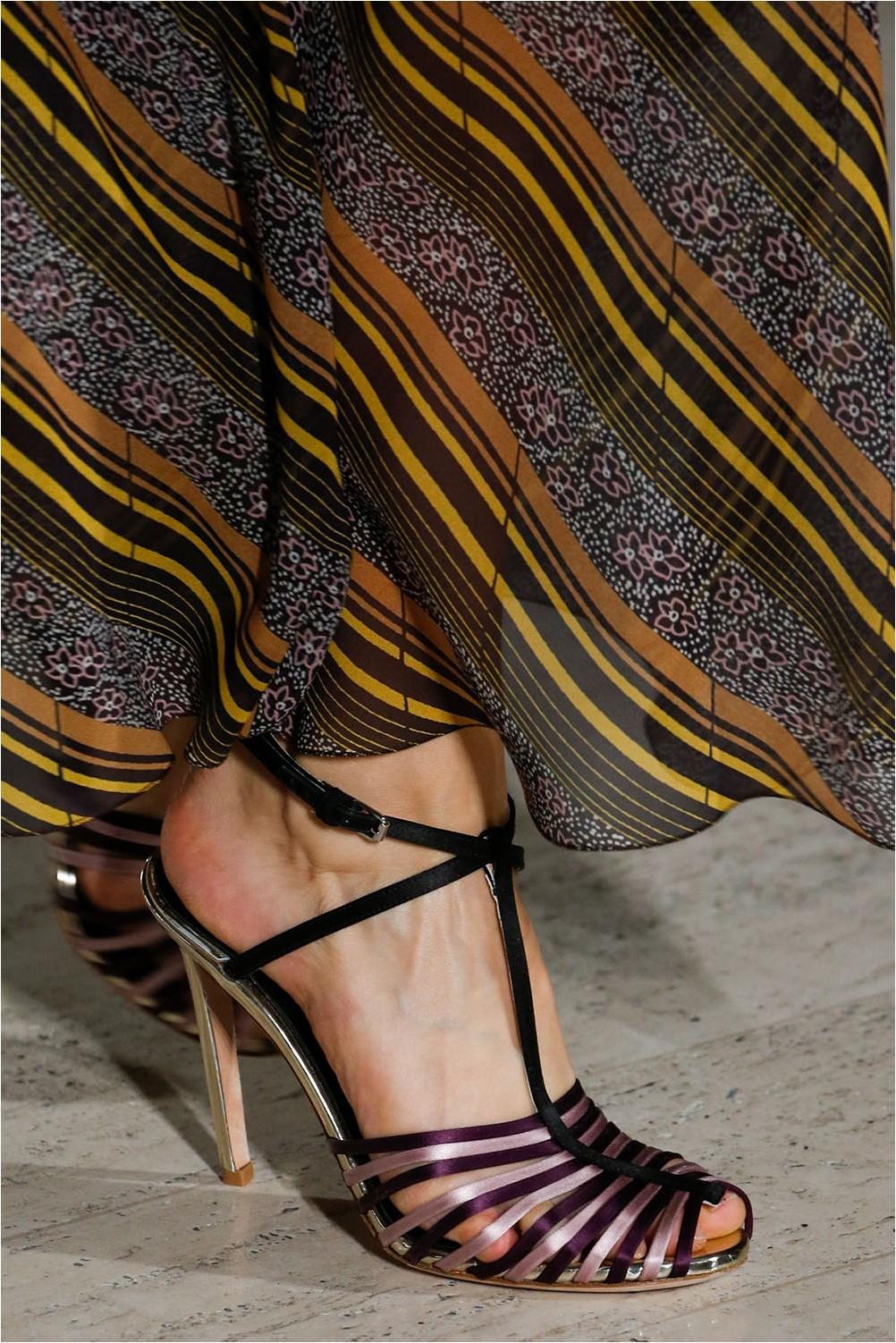 Giambattista Valli Strap Shoes