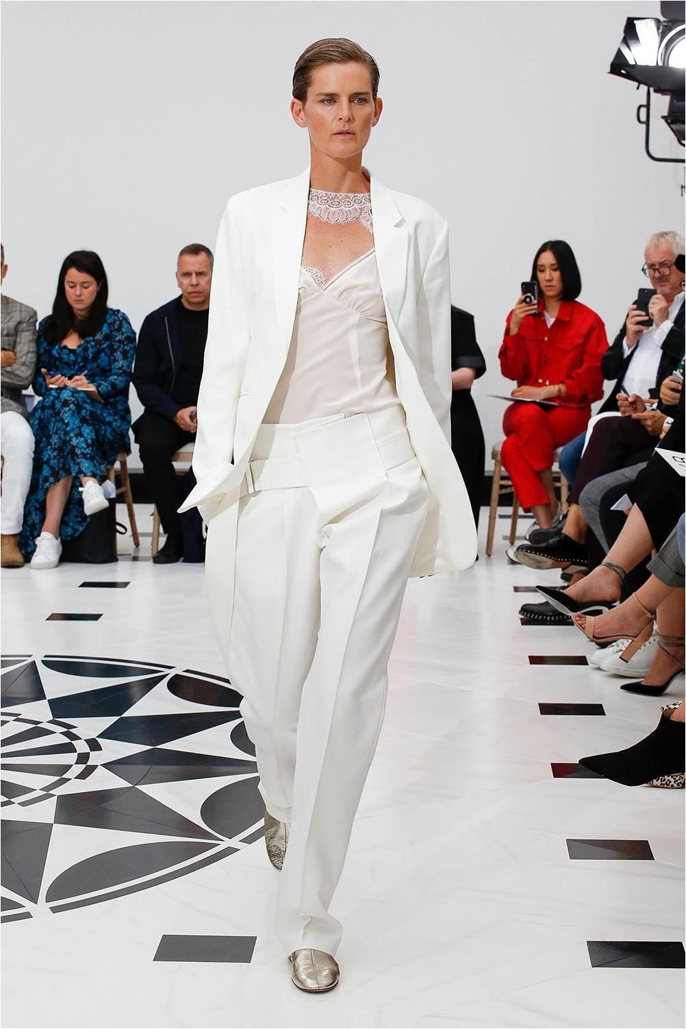 Asymmetric fit Victoria Beckham