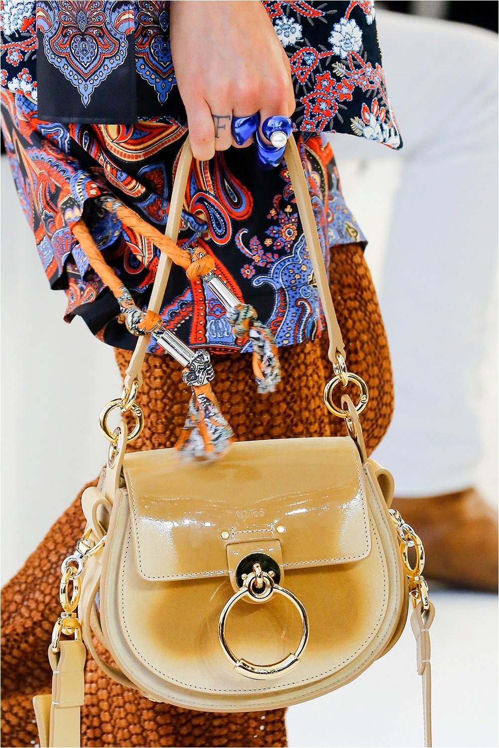 Чанта за седло Chloé