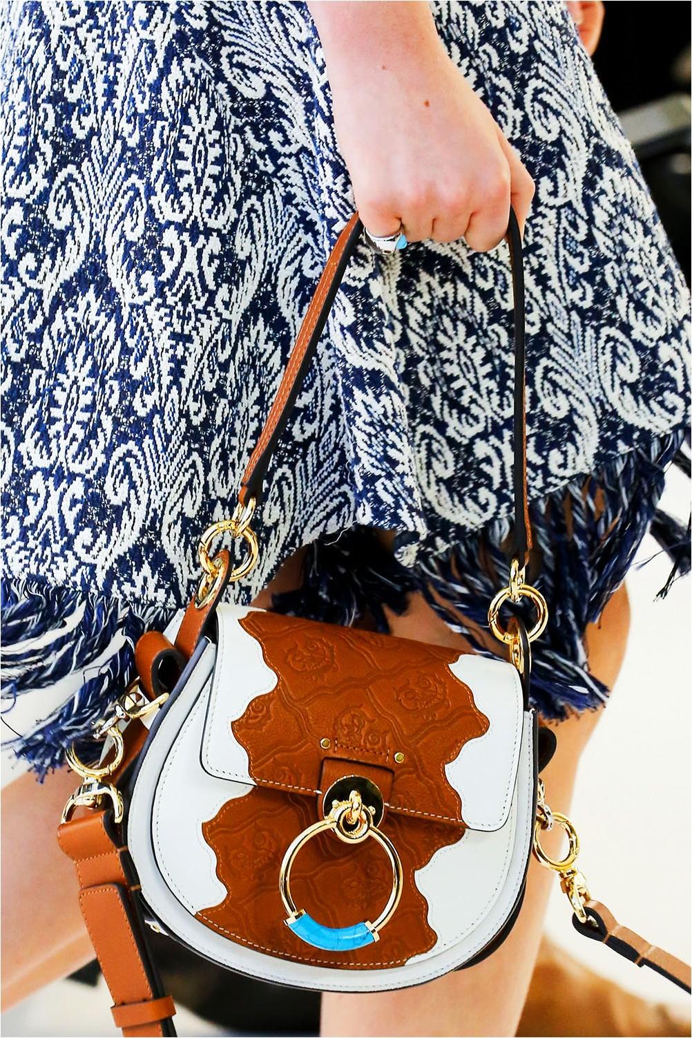 Chloé Saddle Bag
