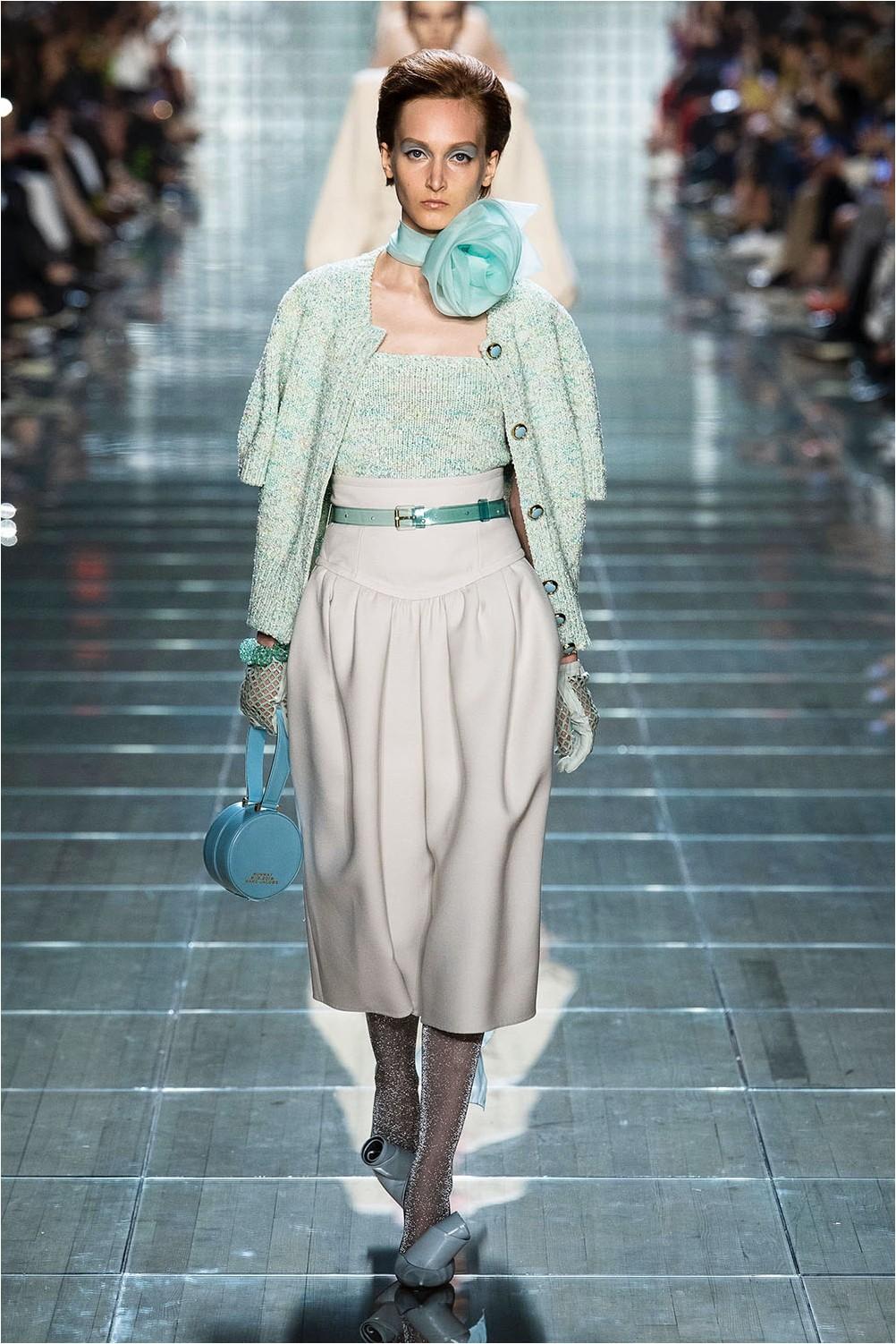 Marc Jacobs yoke skirt