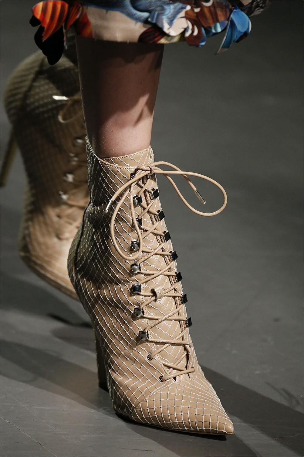 Victorian Shoes Mary Katrantzou
