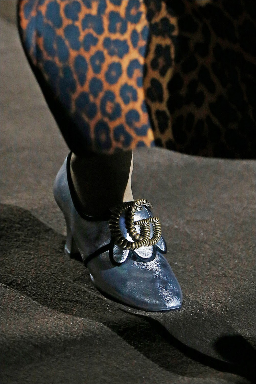 Gucci Victorian Shoes