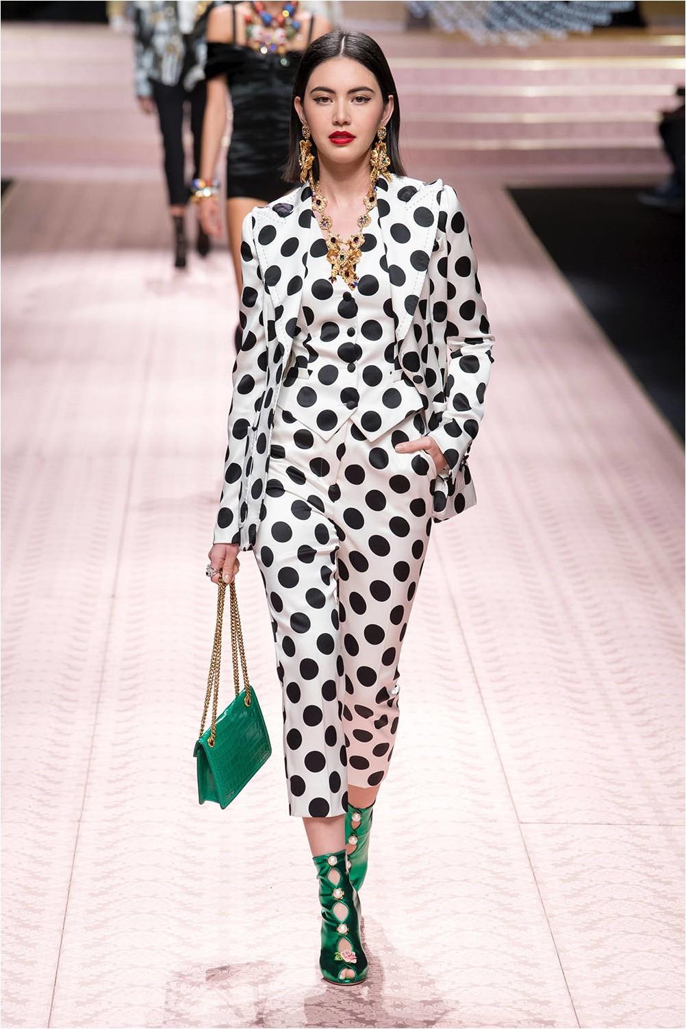 Dolce & amp; pea pants Gabbana