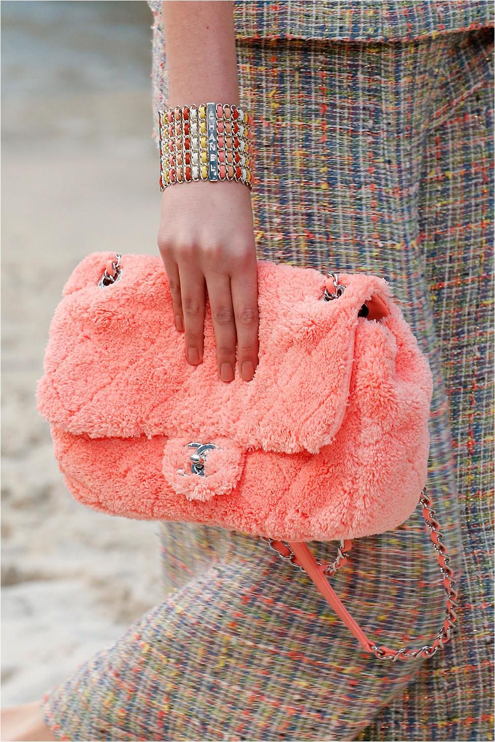 Chanel Fur Bag