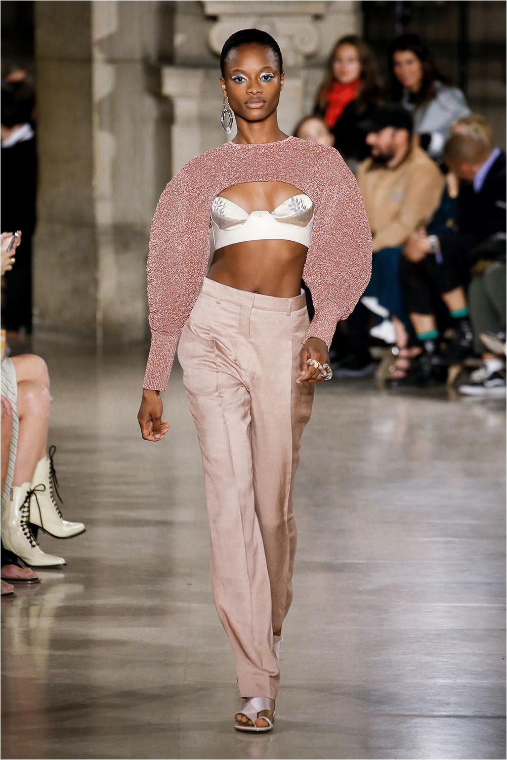 Dress pants by Esteban Cortazar