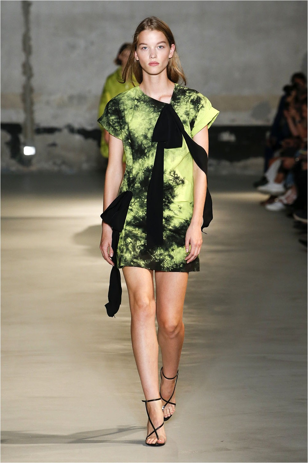Dress Tie-dye No. 21