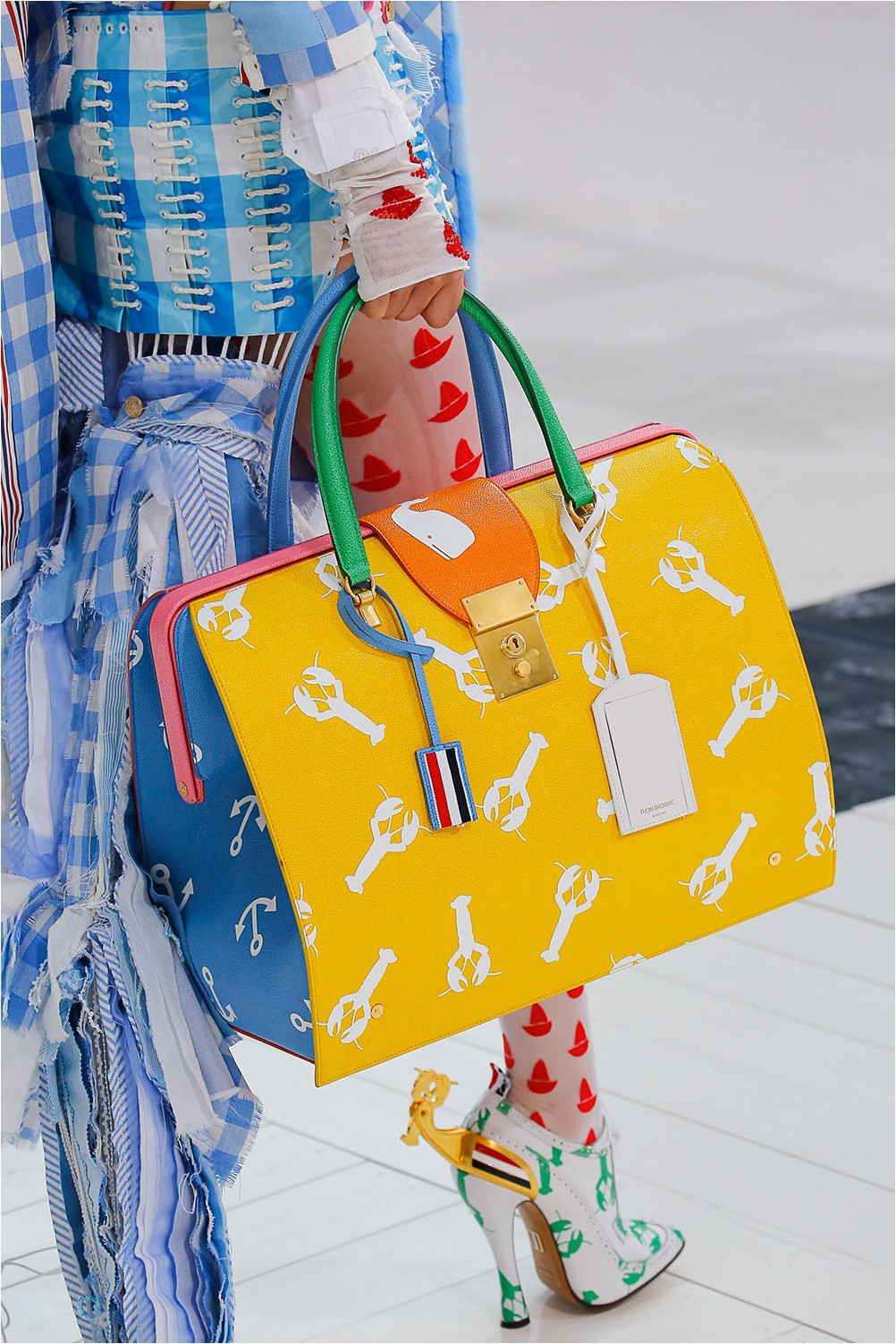Чанта Том Браун