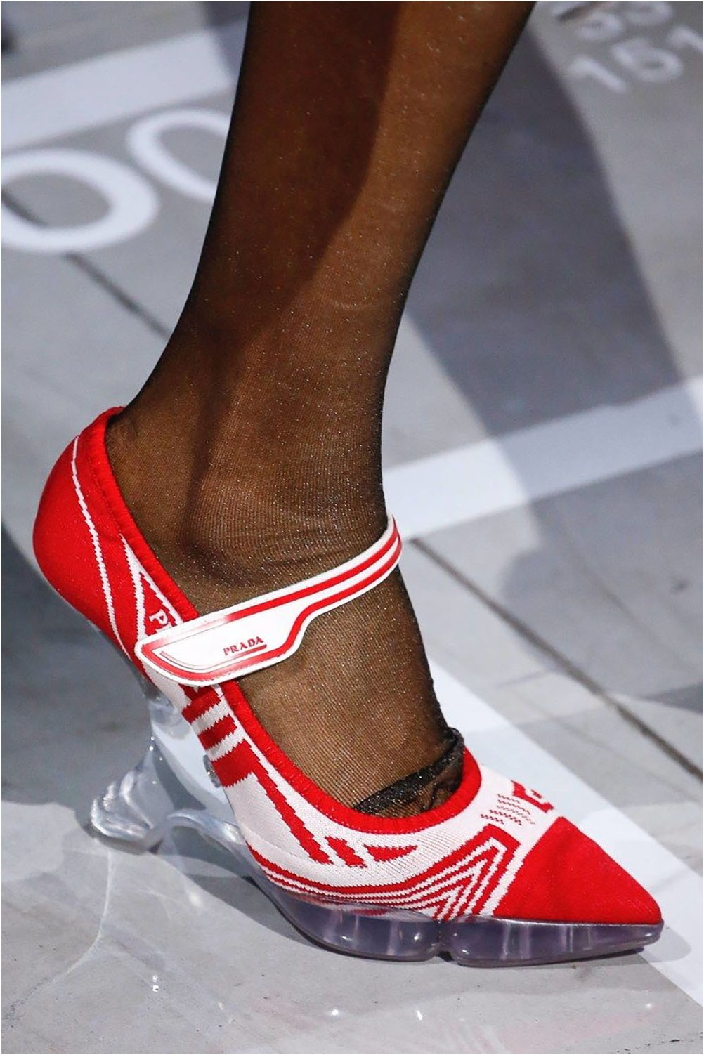 Sports shoes Prada