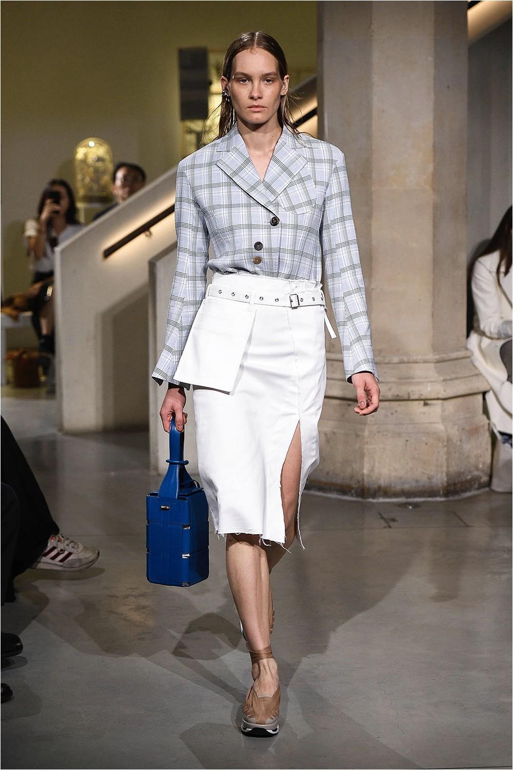 Pencil Skirt Eudon Choi
