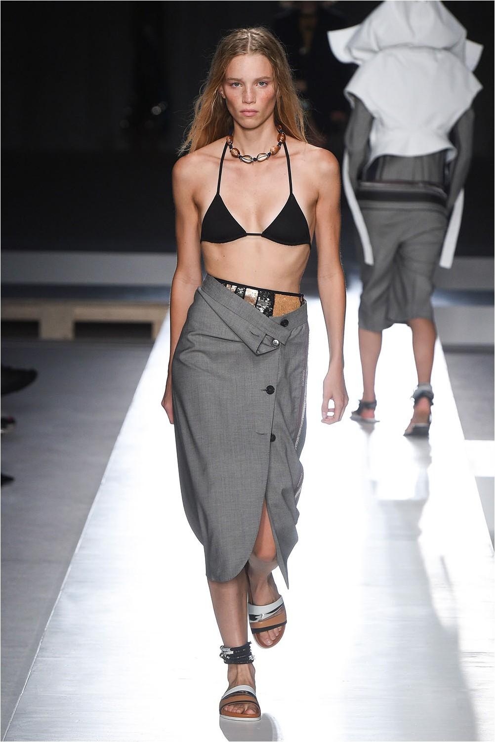 Sportmax Wrap Skirt