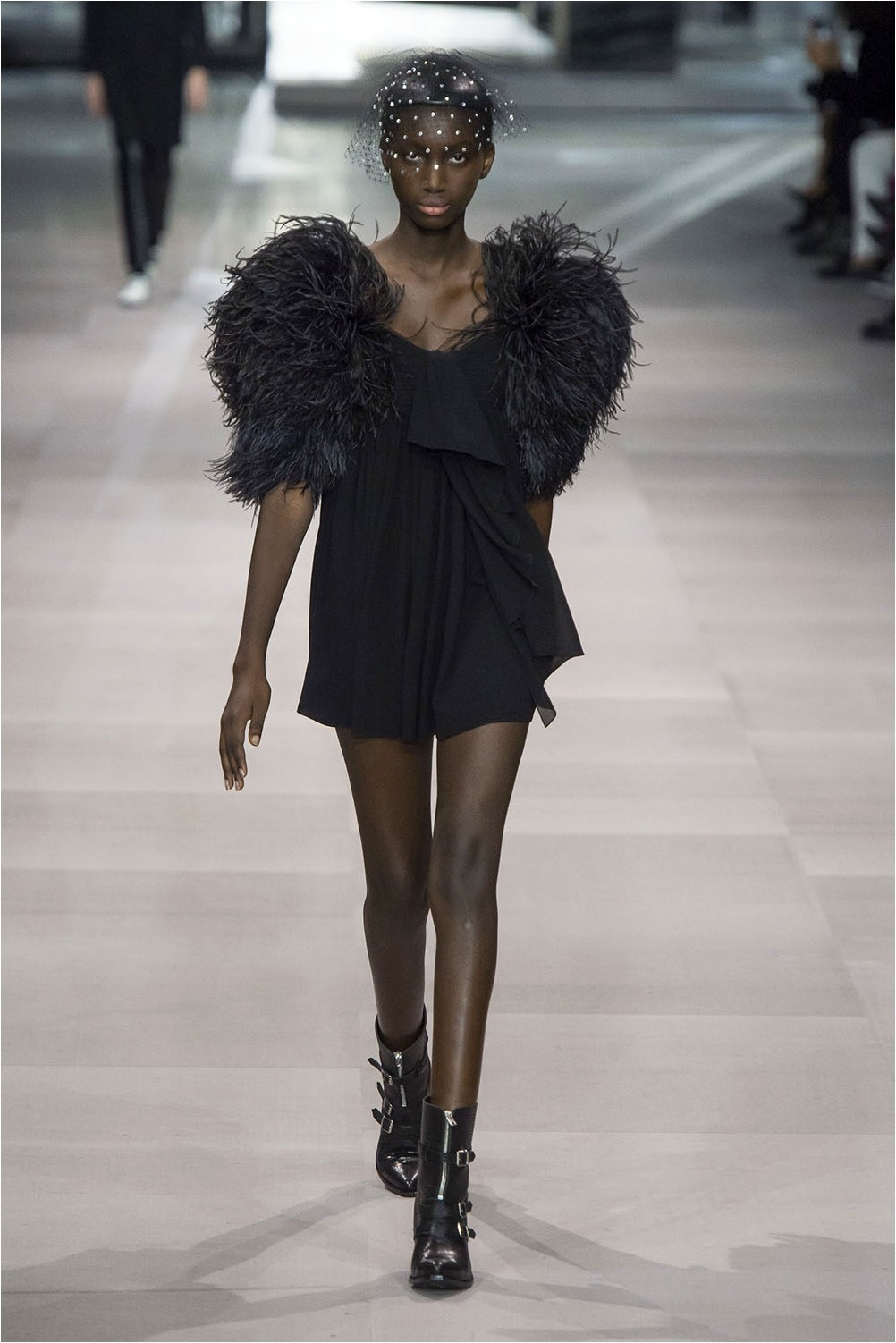 Feather and Feathers Céline