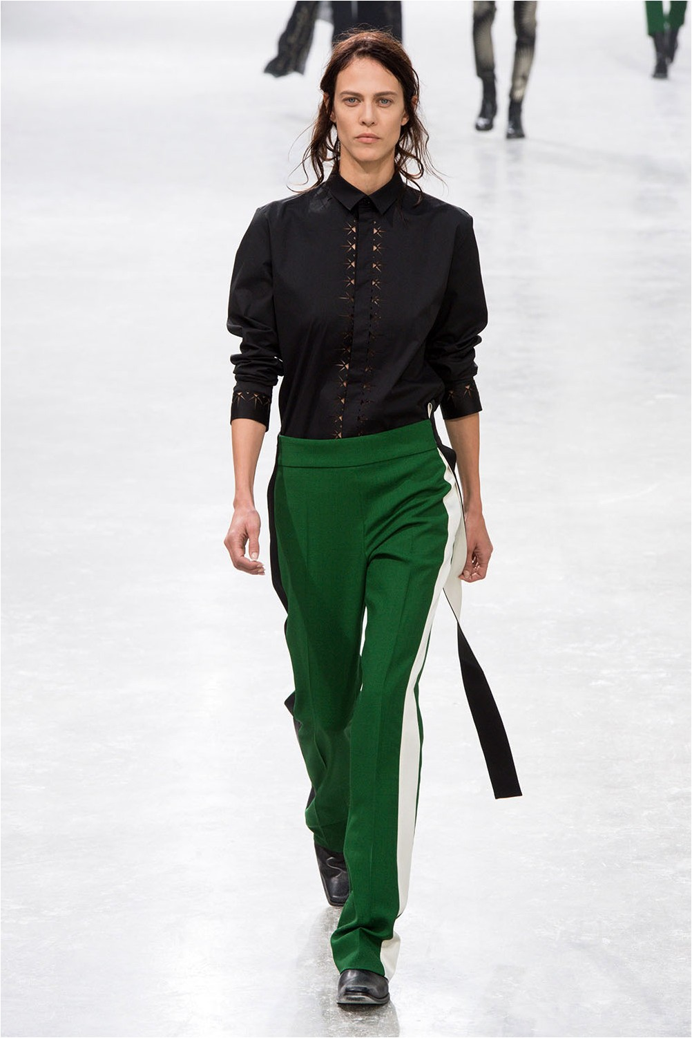 Trousers with stripes Haider Ackermann