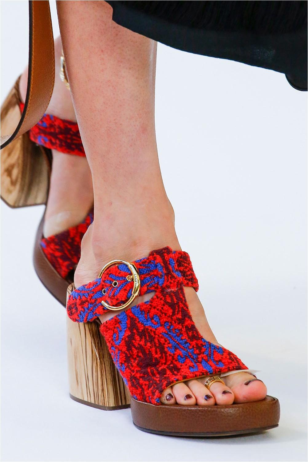 Combo shoes Chloé