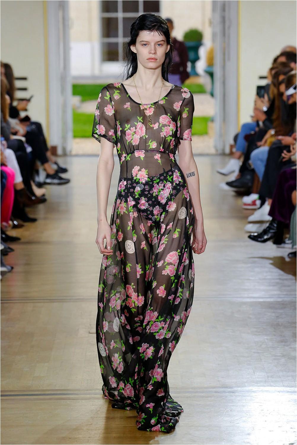 Floral Dress Paul & amp; Joe