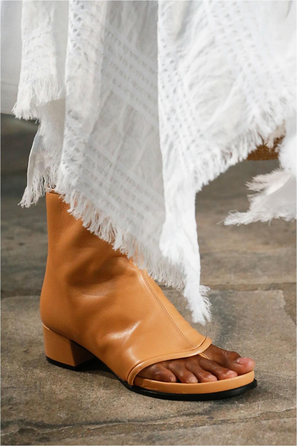 Open heel Loewe