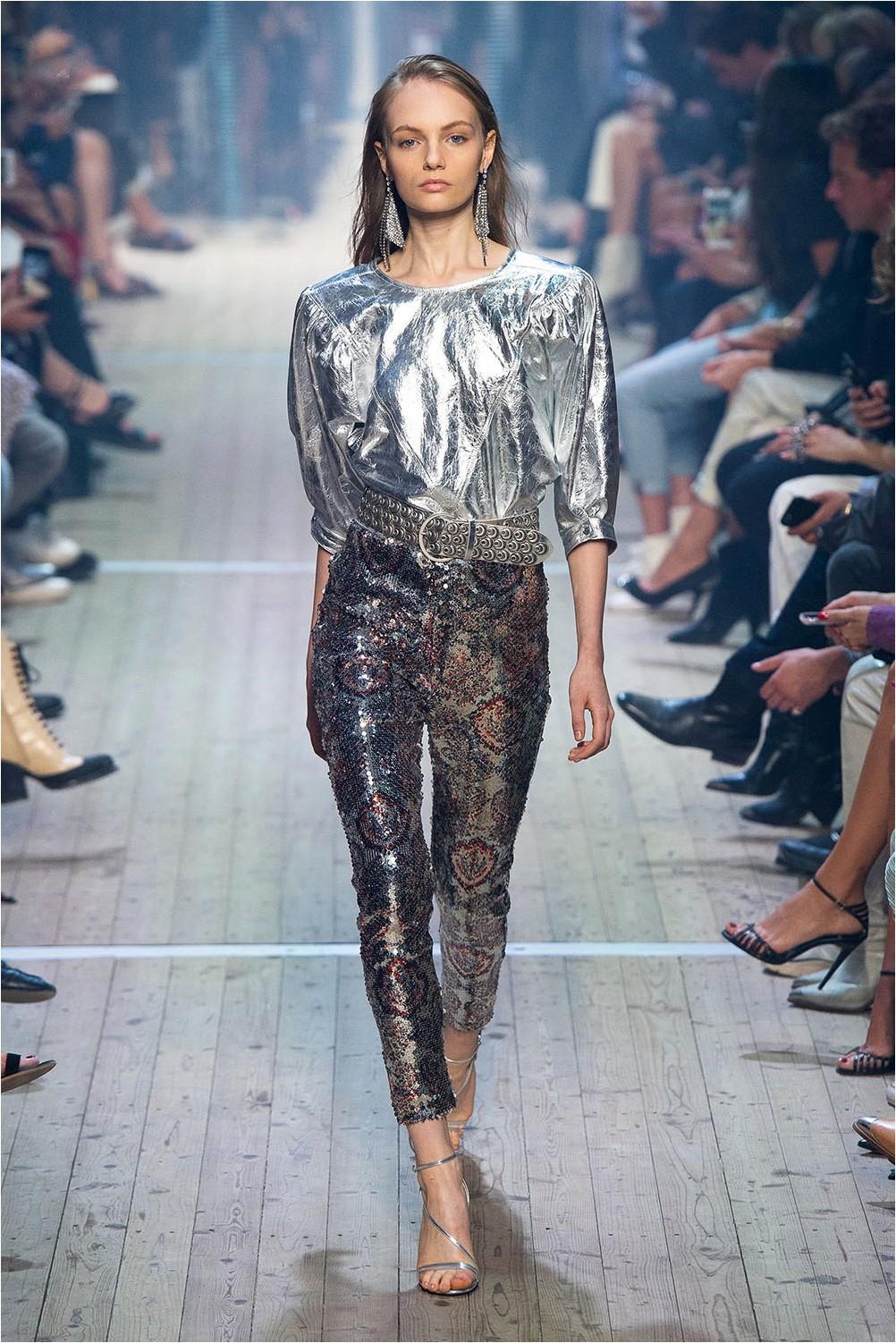 Sequin Pants Isabel Marant