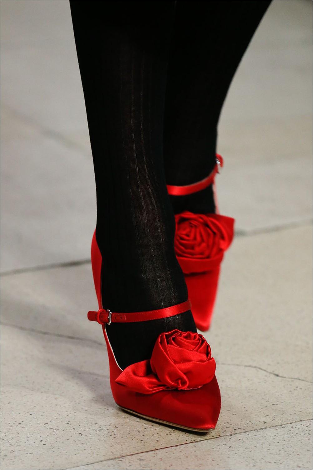 Bright shoes Miu Miu