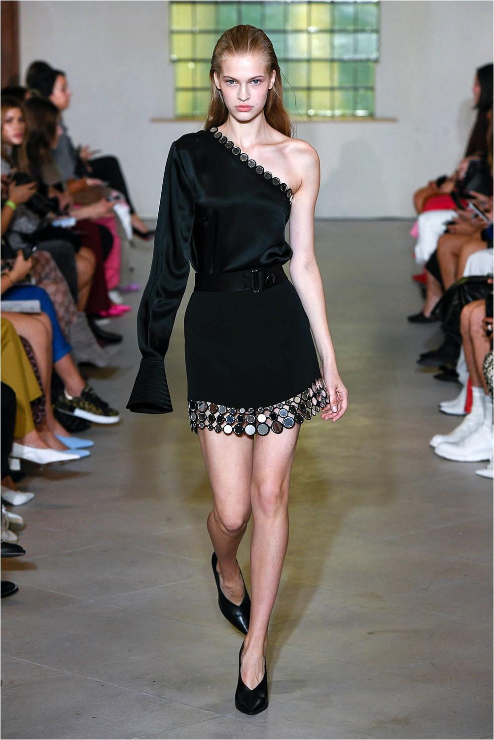 Mini dress David Koma