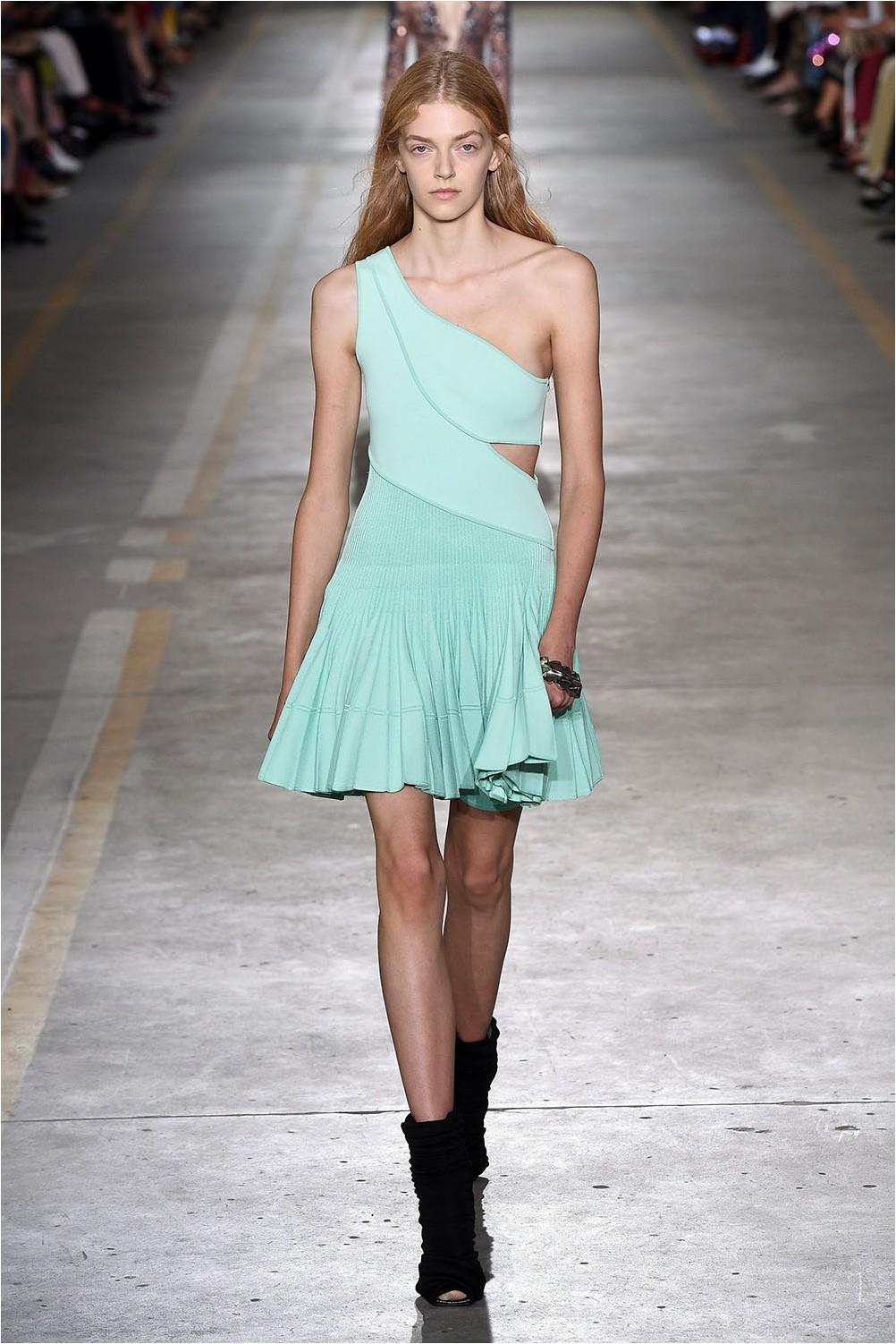 Off Shoulder Dress Roberto Cavalli
