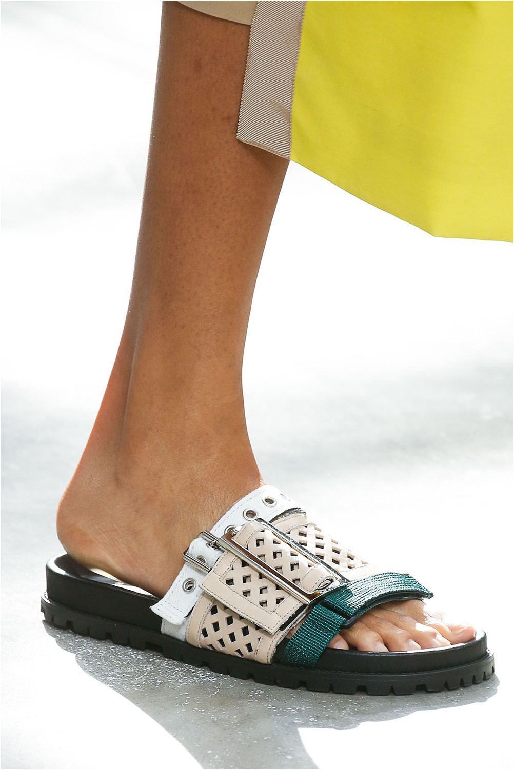 Sacai slippers