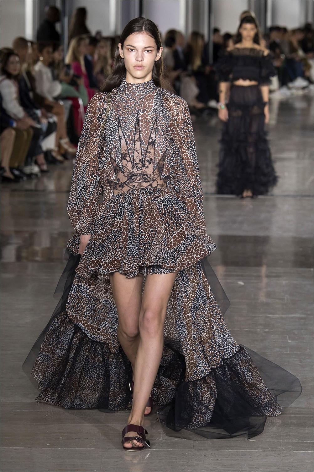 Dress mallet Giambattista Valli