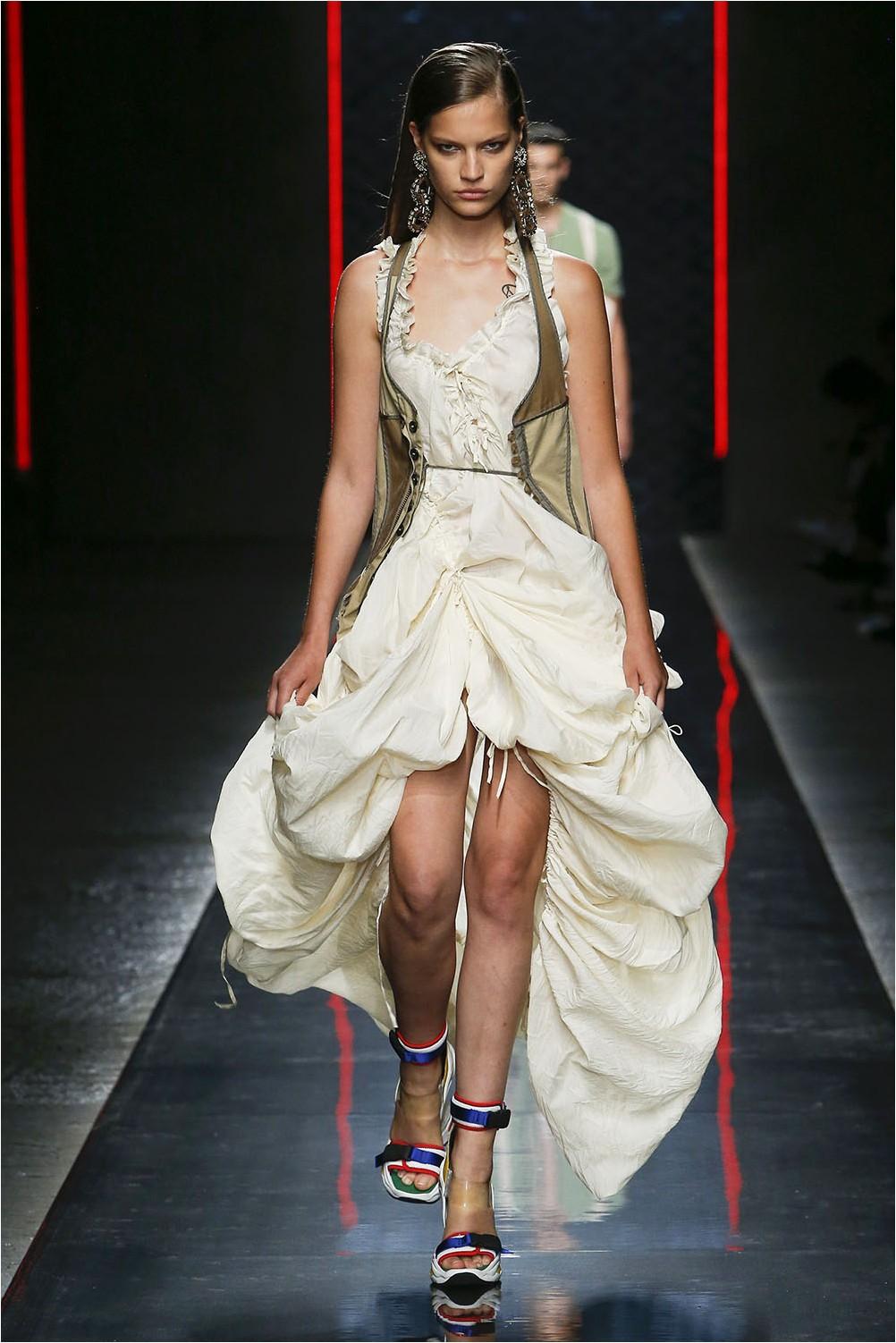 Dress Mallet Dsquared2
