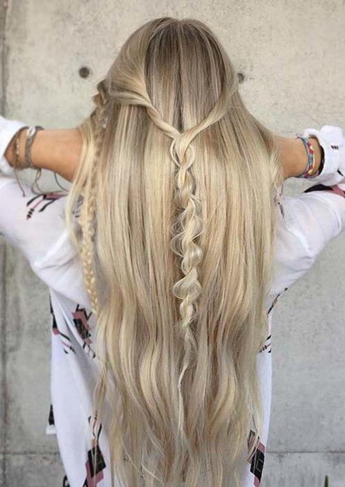 100+ Long Hairstyles To Choose From In 2020-10