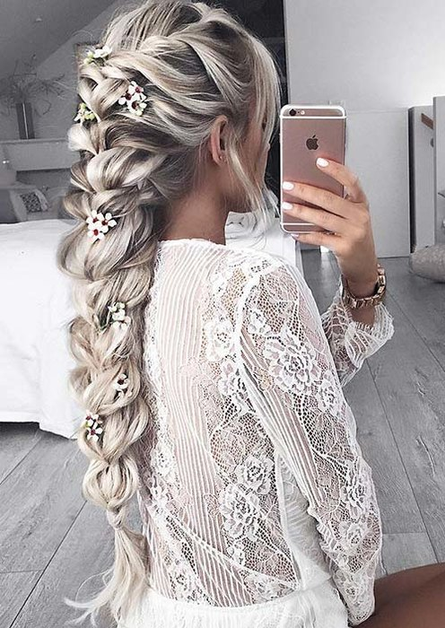 100+ Long Hairstyles To Choose From In 2020-13