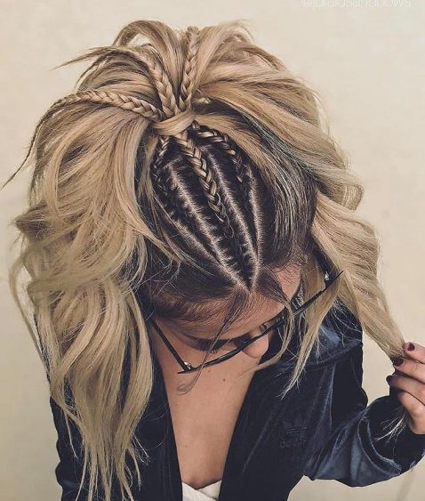 100+ Long Hairstyles To Choose From In 2020-18