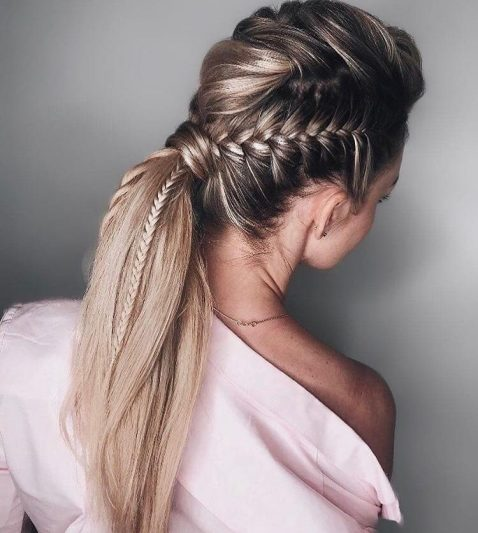 100+ Long Hairstyles To Choose From In 2020-30