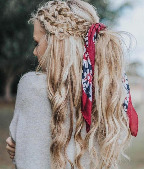 100+ Long Hairstyles To Choose From In 2020-33